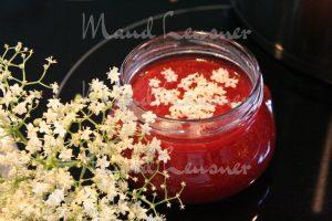 Erdbeer Holunder